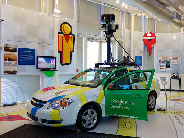 "UPDATED Google Maps ""Street View"" Inside Your Business – SEPT 9"