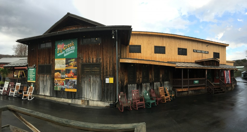 Newly Renovated Fly Creek Cider Mill