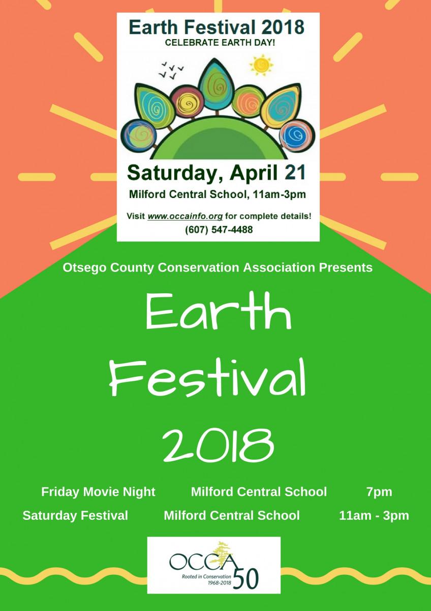 Earth Festival 2018