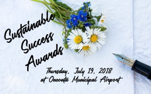 [Enews] Sustainable Success in Otsego County Awards
