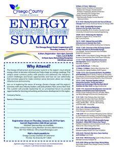 Energy Summit - January 31