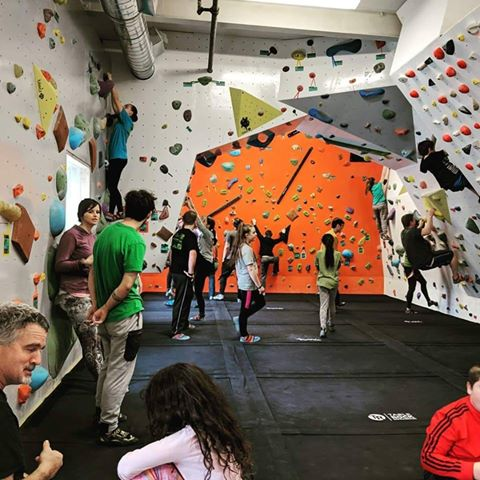 Friendly Reminder Business After Hours Tonight at Table Rock Bouldering, Monday, February 25, 2019 5:30p.m. & Upcoming Training Opportunities