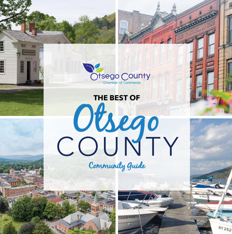 2019 Best of Otsego County Community Guide