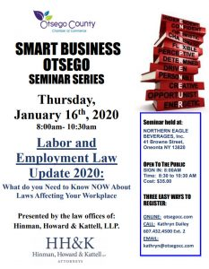 Labor & Employment Training - January 16