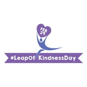 Leap of Kindness Day - Celebrate with US!