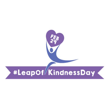 Leap of Kindness Day – Celebrate with US!