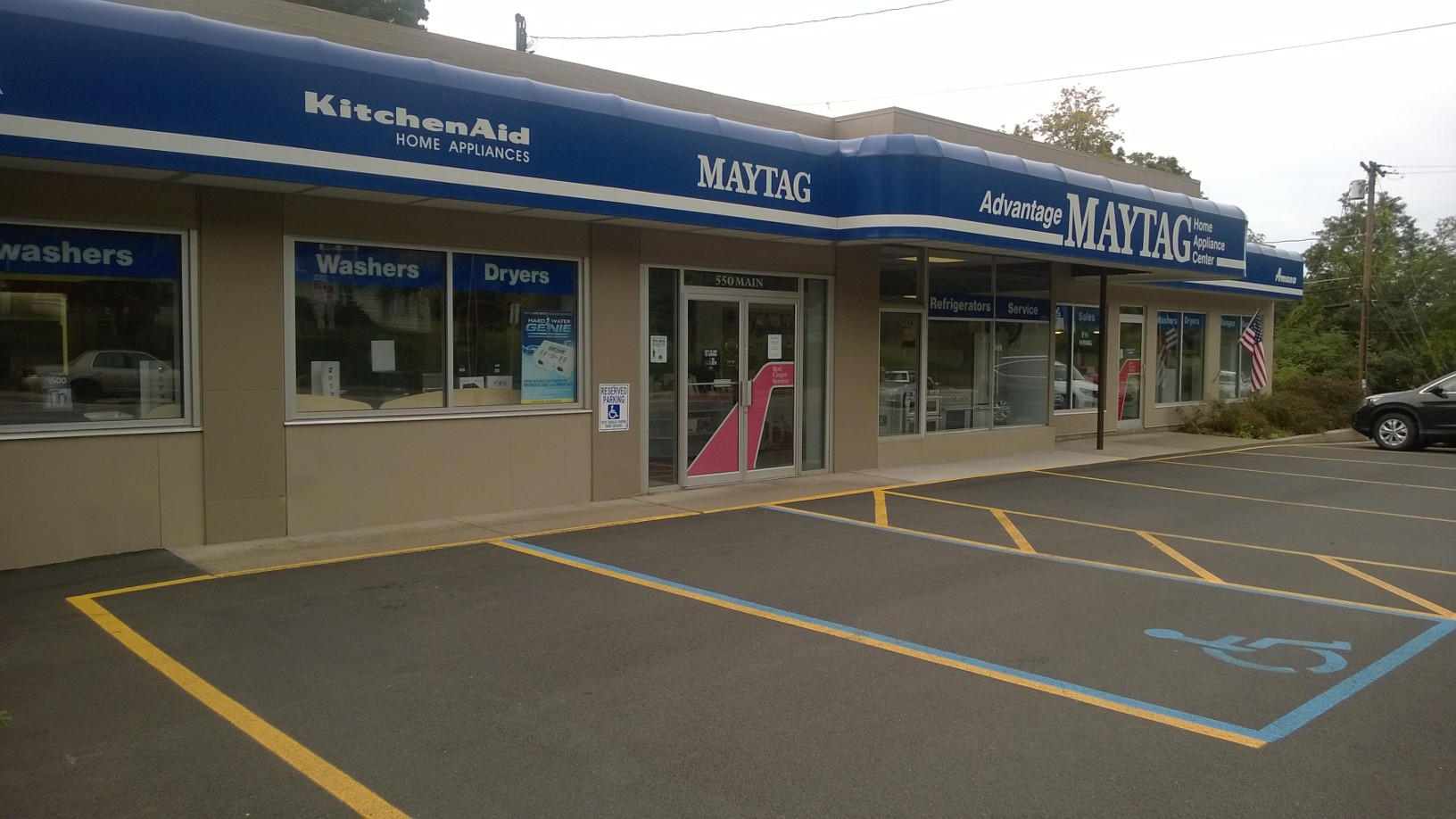 Advantage Maytag Home Appliance Center