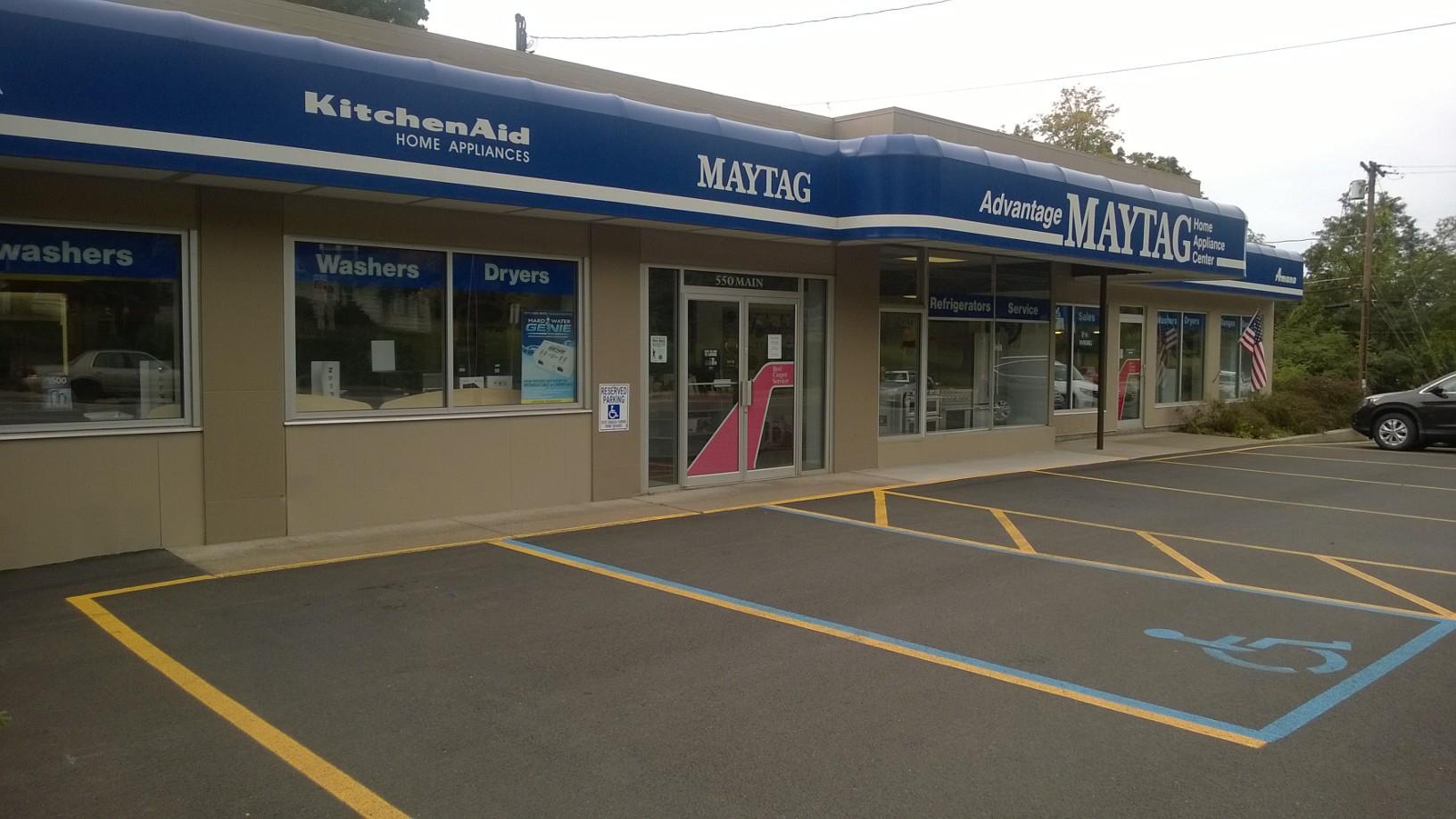 Advantage Maytag Home Appliance Center