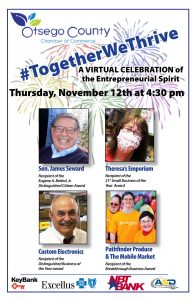 Join Us TONIGHT for this Virtual Celebration- register for the Zoom meeting and join us! Its free