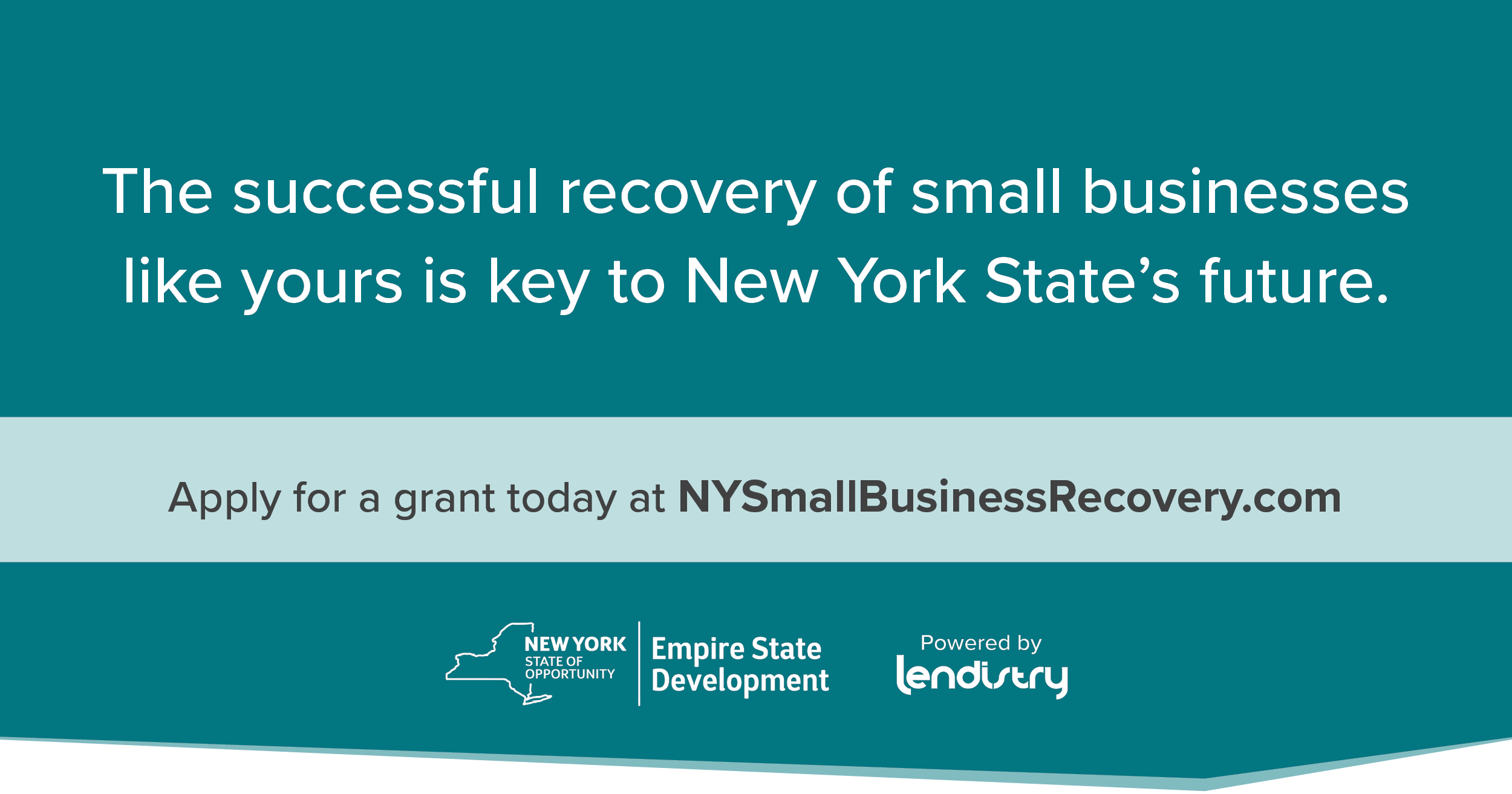 NYS Small Business Recovery Grant webinars- every Monday and Thursday at 9:30am – live via zoom. no preregistration required.